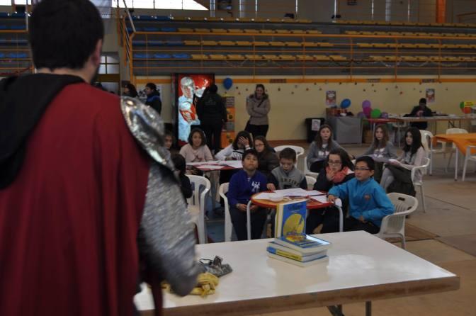 Sir Wilfredo visitó La Puebla de Almoradiel