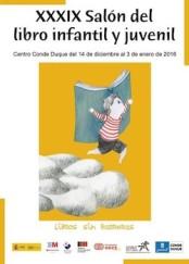 Cartel-39-Salon-del-Libro-Infantil-y-Juvenil-de-Madrid